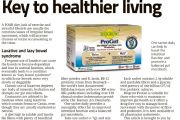ProGut: Key To Healthier Living