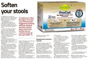 ProGut: Soften Your Stools